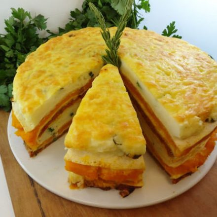 Tortilla Stack for people with Food Allergies by Devour It Catering Melbourne