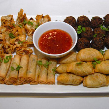 Asian Platter by Devour It Catering Melbourne