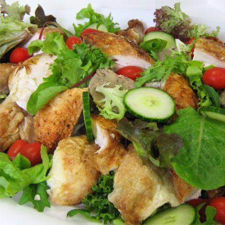 cold roast chicken platter catering melbourne