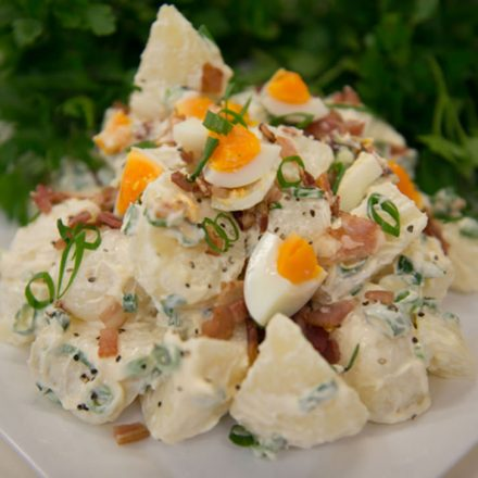 Potato Salad for BBQ Catering by Devour It Catering Melbourne
