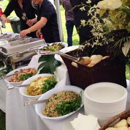 BBQ Catering - Deluxe Menu | Devour It Catering Melbourne