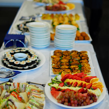 Buffet Catering Melbourne by Devour It Catering