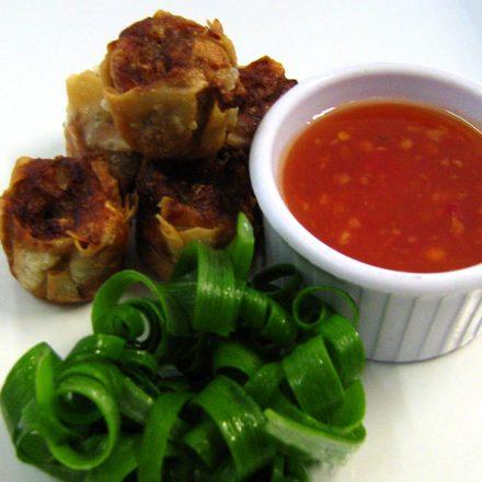 Mini Dim Sims - Finger Foodby Devour It Catering Melbourne