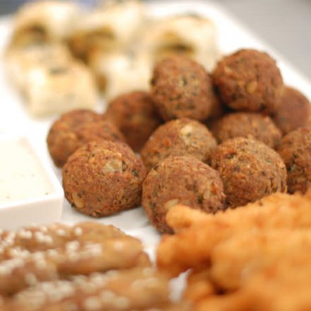 Moroccan Chicken Balls by Devour It Catering Melbourne