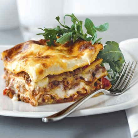 Moussaka and other tasty dishes are delivered by Devour It Catering Melbourne.