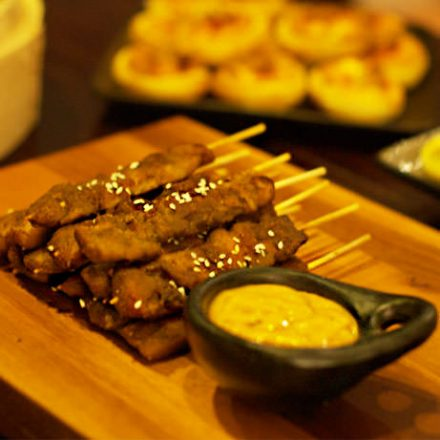 Chicken Satays for people with Food Allergy by Devour It Catering Melbourne