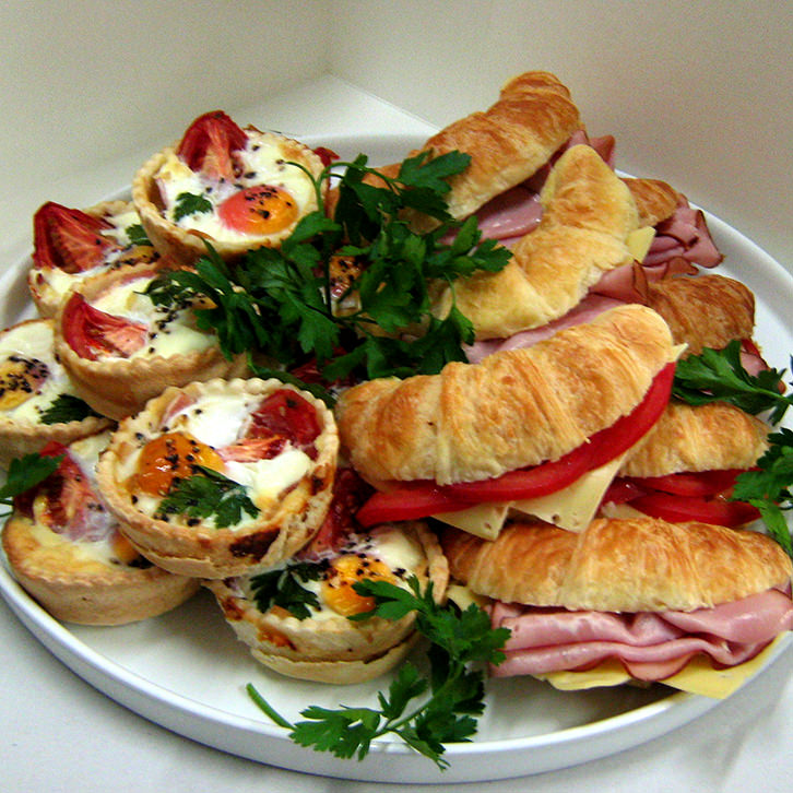 Savoury Food Ideas For Morning Teas