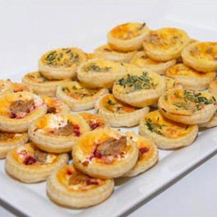Tartlet Platter by Devour It Catering Melbourne