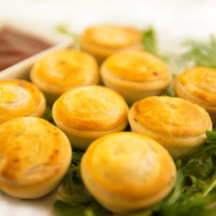 Gourmet Pies by Devour It Catering Melbourne