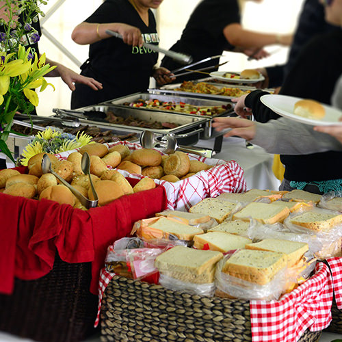 Delicious catering Melbourne by Devour It Catering