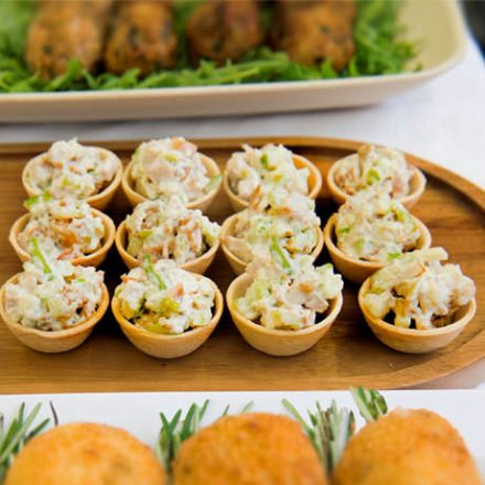 Finger Food Catering Melbourne by Devour It Catering