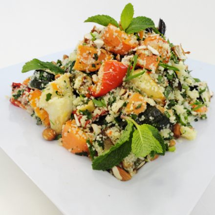 MOROCCAN COUS COUS SALAD Devour It Catering Melbourne