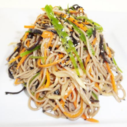 SOBA NOODLE SALAD from Devour It Catering Melbourne